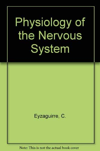 9780815131809: Physiology of the Nervous System