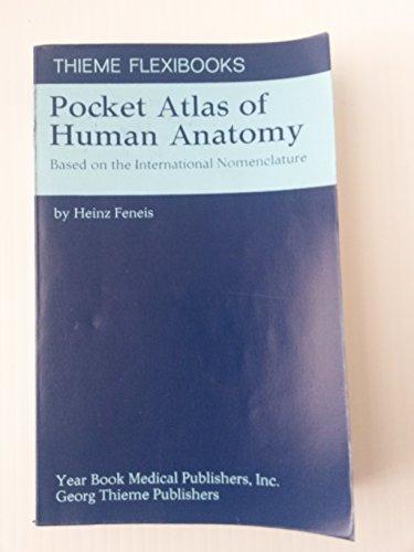 9780815132134: Pocket Atlas of Human Anatomy, Based on the International Nomenclature (Thieme flexibook) (English and German Edition)