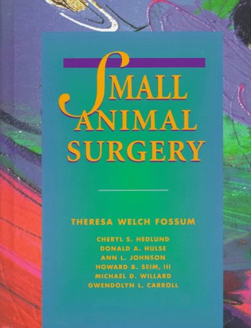 9780815132387: Small Animal Surgery