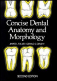 9780815132981: Concise Dental Anatomy and Morphology