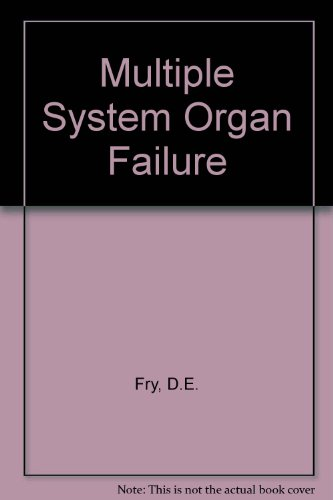 9780815133384: Multiple System Organ Failure