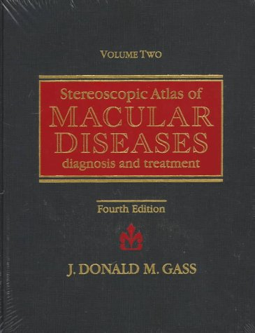 9780815134169: Stereoscopic Atlas of Macular Diseases: Diagnosis and Treatment (2 Volume Set)