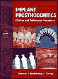 9780815135678: Implant Prosthodontics: Clinical and Laboratory Procedures