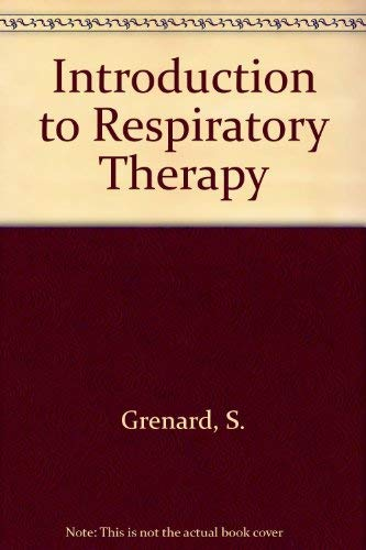 9780815139737: Introduction to Respiratory Therapy