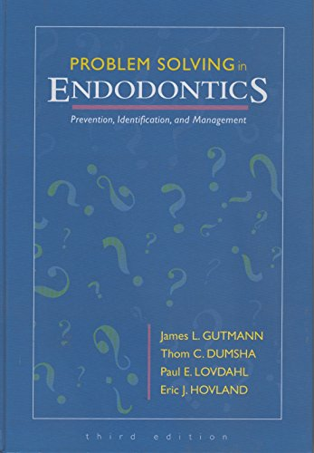 9780815140443: Problem Solving in Endodontics