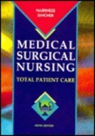 9780815140849: Medical-Surgical Nursing: Total Patient Care