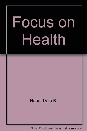 9780815141983: Focus on Health