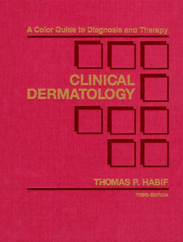 9780815142423: Clinical Dermatology: A Color Guide to Diagnosis and Therapy