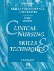 9780815143062: Clinical Nursing Skills & Techniques: Skills Performance Checklists