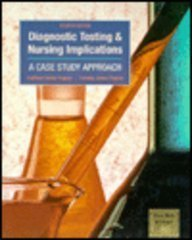 9780815145615: Diagnostic Testing & Nursing Implications: A Case Study Approach