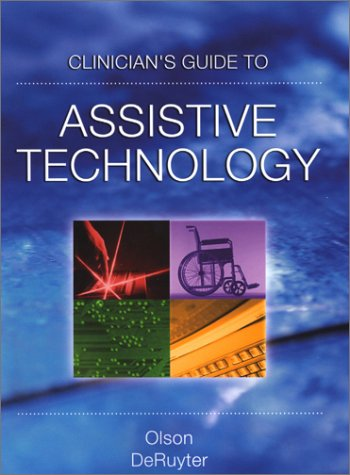 9780815146018: Clinician's Guide to Assistive Technology (1st Edition)