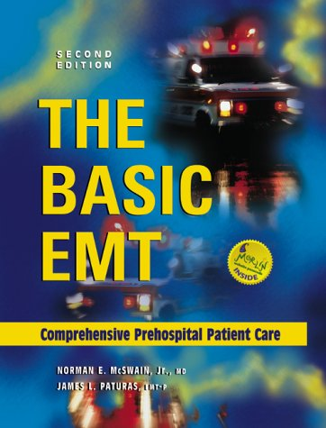 9780815146476: The Basic Emt: Comprehensive Prehospital Patient Care