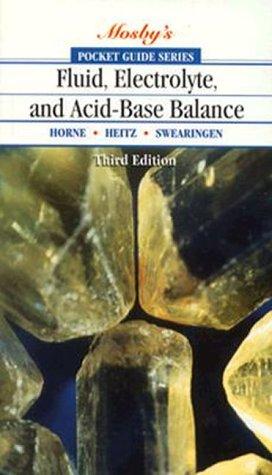 9780815146636: Pocket Guide to Fluid, Electrolyte, and Acid-Base Balance