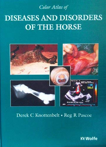 9780815151173: Color Atlas of Diseases and Disorders of the Horse