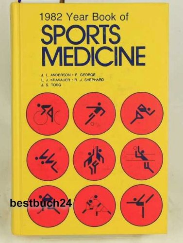 9780815151562: 1982 Year Book of Sports Medicine