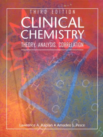 9780815152439: Clinical Chemistry Theory Analysis & Correlation