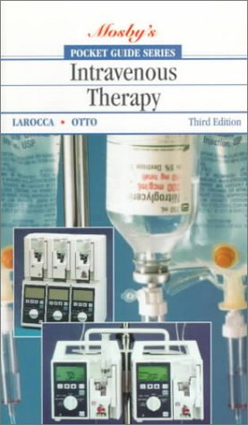 9780815152989: Pocket Guide to Intravenous Therapy