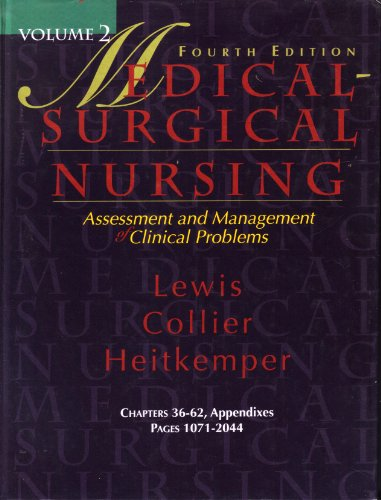 9780815153733: Medical-Surgical Nursing: Assessment and Management of Clinical Problems