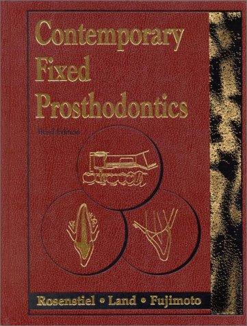9780815155591: Contemporary Fixed Prosthodontics, 3e
