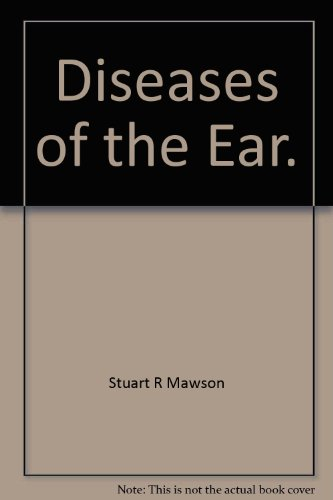 9780815157991: Diseases of the Ear.