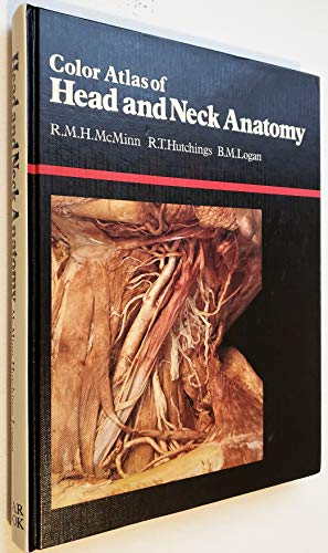 Color atlas of head and neck anatomy: McMinn, R. M. H