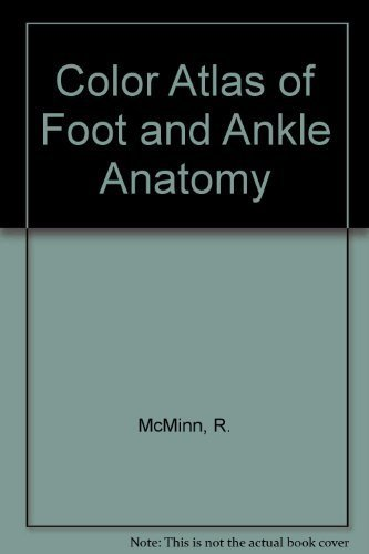 9780815158295: Color Atlas of Foot and Ankle Anatomy