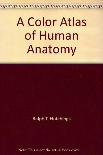 9780815158547: A color atlas of human anatomy