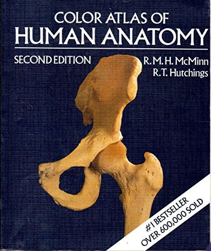 9780815158554: A Color Atlas of Human Anatomy