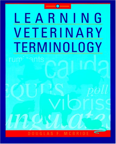 9780815159605: Learning Veterinary Terminology