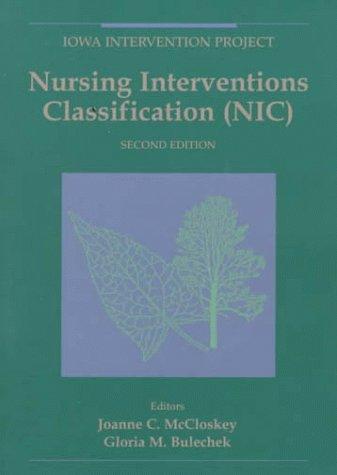 9780815163022: Nursing Interventions Classification (Nic)