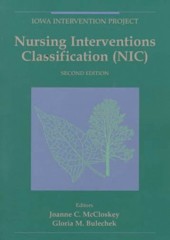 9780815163022: Nursing Interventions Classification (Nic)