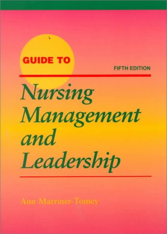 9780815164012: Guide to Nursing Management and Leadership