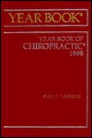 9780815167372: Yearbook of Chiropractic 1998