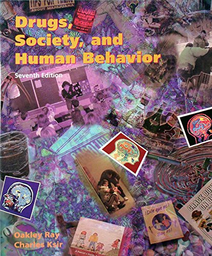 9780815171164: Drugs, Society, and Human Behavior