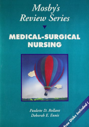 9780815172499: Medical Surgical Nursing