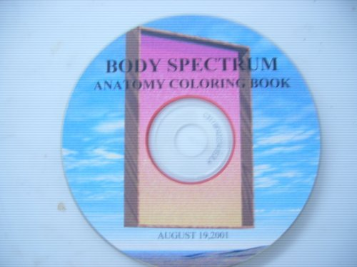 9780815172987: Body Spectrum: Mosby's Electronic Anatomy Coloring Book : Windows