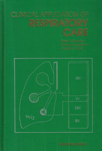 9780815176350: Clinical Application of Respiratory Care