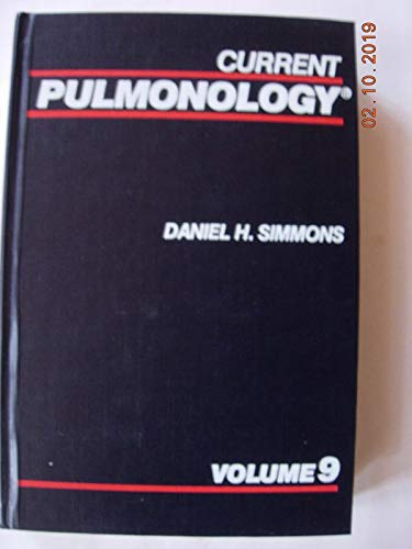 9780815177463: Current Pulmonology by