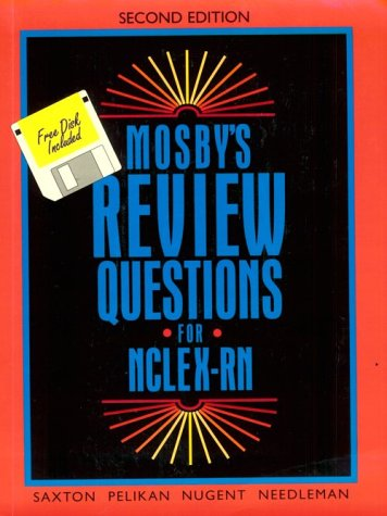 9780815178460: Mosby's Review Questions for NCLEX-RN