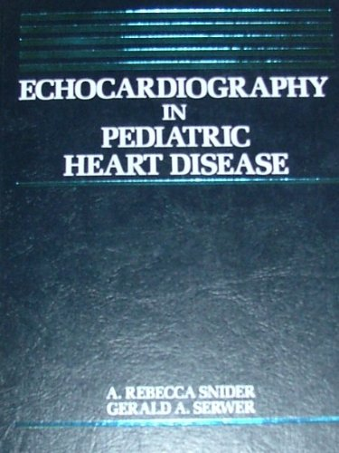 9780815178507: Echocardiography in Pediatric Heart Disease