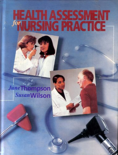 9780815187745: Health Assessment for Nursing Practice with Audiocassette
