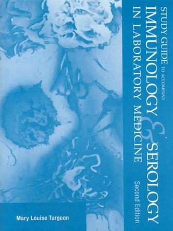 9780815187905: Study Guide to Accompany Immunology & Serology in Laboratory Medicine