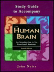 9780815189930 a study guide to accompany the human brain an stock image ccuart Image collections