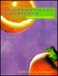 9780815190509: Contemporary Nutrition