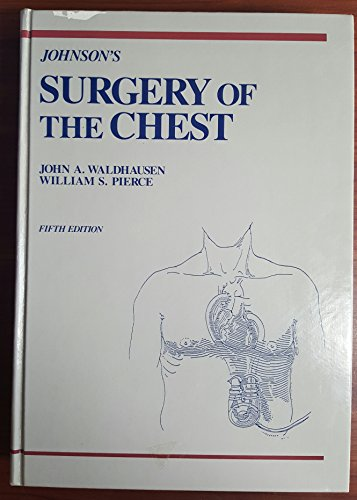 9780815190769: Surgery of the Chest