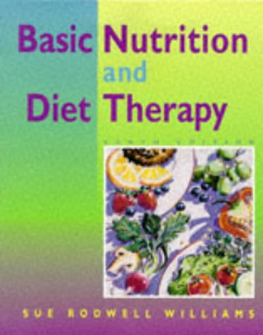 9780815192343: Basic Nutrition & Diet Therapy 10 Ed