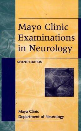 9780815193197: Mayo Clinic Examinations in Neurology