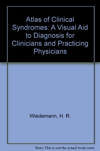 9780815193319: Atlas of Clinical Syndromes: A Visual Aid to Diagnosis for Clinicians and Practicing Physicians