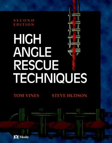 9780815195009: High Angle Rescue Techniques, 2e
