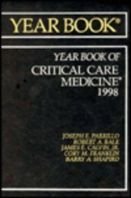 Yearbook of Critical Care Medicine 1998 (Mosby Yearbook): Parrillo